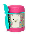 Skip Hop Zoo Insulated Food Jar Llama