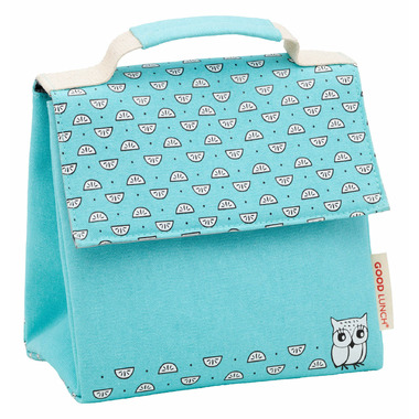 Sugarbooger Good Lunch Sack Meadow Owl