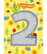 Peaceable Kingdom Age 2 Pattern Foil Card