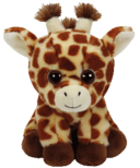 Ty Beanie Babies Peaches The Giraffe
