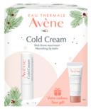 Avene Cold Cream Lip Balm Holiday Set
