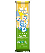 Moo Free Mini Moos Dairy Free Chocolate Bar Bunnycomb