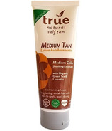True Natural Self Tanning Lotion Medium Tan