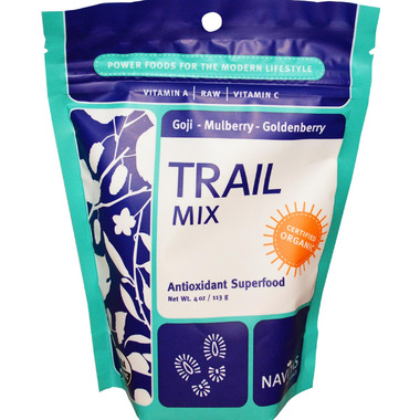 Navitas Naturals Organic Three Berry Trail Mix
