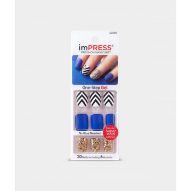 Kiss Broadway imPRESS Gel Accents