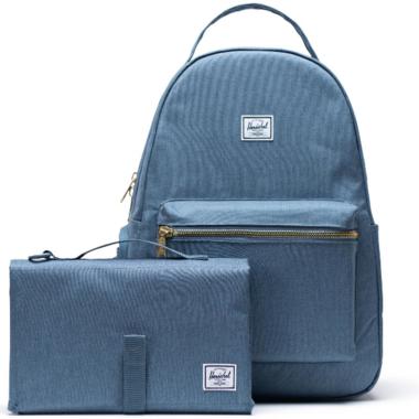 Herschel Supply Nova Sprout Backpack Blue Mirage Crosshatch