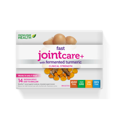 Genuine Health Fast Joint Care +