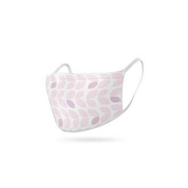 Kushies Washable Mask Pink Petals Adult