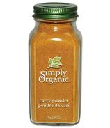 Simply Organic Poudre de curry