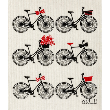 Wet-it Wet Cloth Bicycles