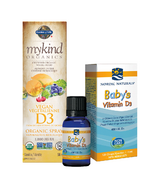 Organic Vitamin D for the Family Bundle