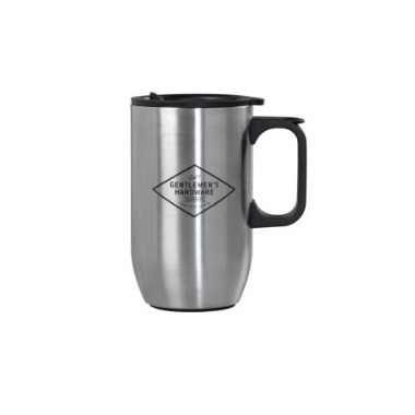 Gentleman\'s Hardware Travel Mug Stainless Steel