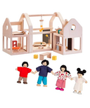 Plan Toys Dollhouse Bundle
