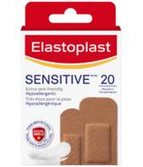 Elastoplast Adhesive Bandages for Sensitive Skin Medium
