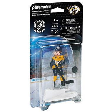 Playmobil NHL Nashville Predators Player