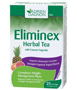 Adrien Gagnon Eliminex Herbal Tea Pineapple Grapefruit Tropical Flavour