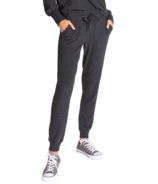 PJ Salvage Peachy In Colour Solid Banded Pant Slate Melange