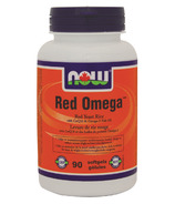 NOW Foods Red Omega Red Yeast Rice