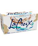 LaCroix Coconut Sparkling Water