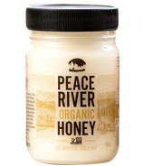 Peace River Creamed Organic Honey