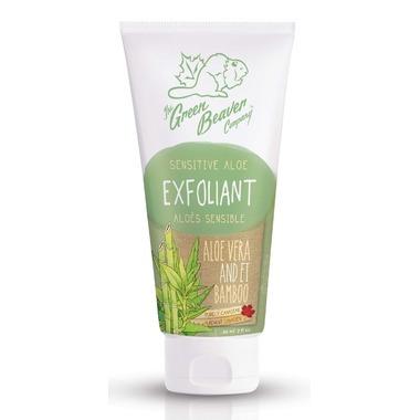 Green Beaver Aloe Vera and Bamboo Facial Scrub