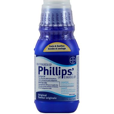 Phillips\' Milk of Magnesia USP