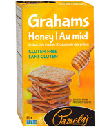Pamela's Gluten Free Honey Graham Style Crackers