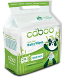 Caboo Bamboo Aloe Baby Wipes Jumbo Bundle Pack