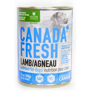 PetKind Canada Fresh Lamb Dog Food
