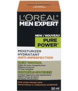 L'Oreal Men Expert Pure Power Moisturizer