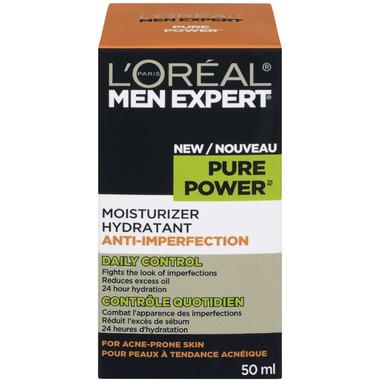 L\'Oreal Men Expert Pure Power Moisturizer