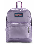 Jansport High Stakes Backpack Satin Summer Purple