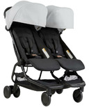 Mountain Buggy Nano Duo Silver