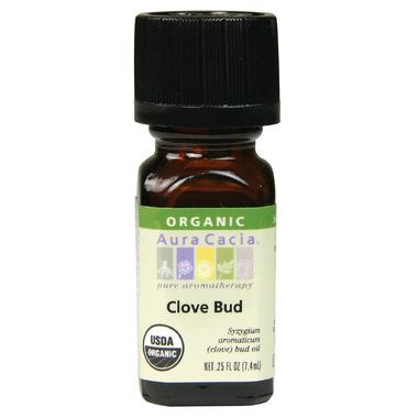 Aura Cacia Organic Clove Bud Essential Oil