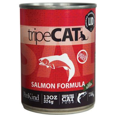 PetKind tripeCAT Salmon Formula Cat Food