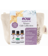 NOW Foods Winter Essential Oil Gift Kit