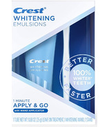 Crest Whitening Emulsions With Wand Applicator Leave-on Teeth Whitening