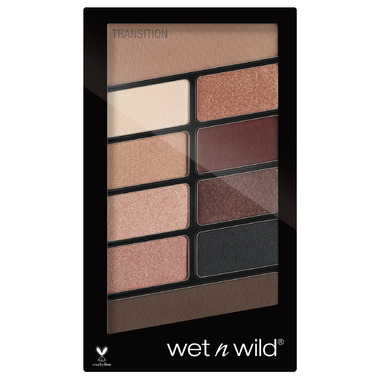 Wet N Wild Color Icon 10 Pan Eyeshadow Palette Nude Awakening