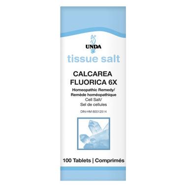UNDA Calcarea Fluorica 6X Tissue Salt