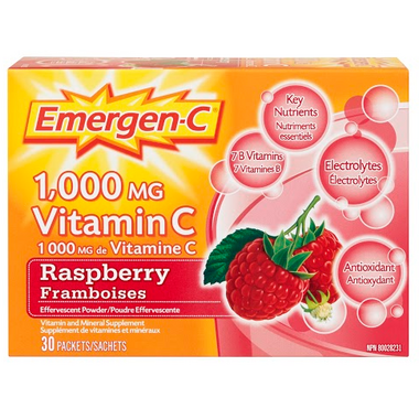 Emergen-C Vitamin C 1000 mg