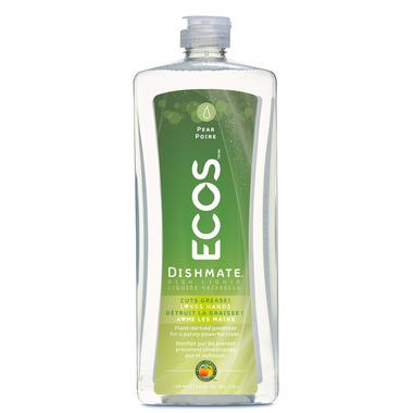 ECOS Dishmate Hypoallergenic Dish Soap Pear