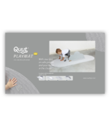 QUUT Head in the Clouds Small Playmat Pearl Grey