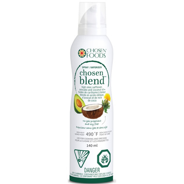 Chosen Foods Chosen Blend Avocado and Coconut Oil Spray