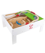 Hape Toys Reversible Train Storage Table