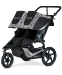 BOB Gear Revolution Flex 3.0 Duallie Stroller Lunar Black