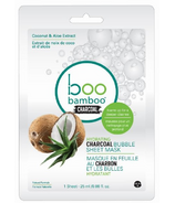 Boo Bamboo Bubble Mask Hydrating