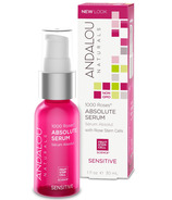 ANDALOU naturals 1000 Roses Absolute Serum Sensitive