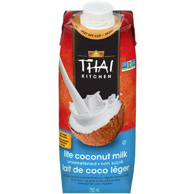 Thai Kitchen Tetra Unsweetened Coconut Milk Lite