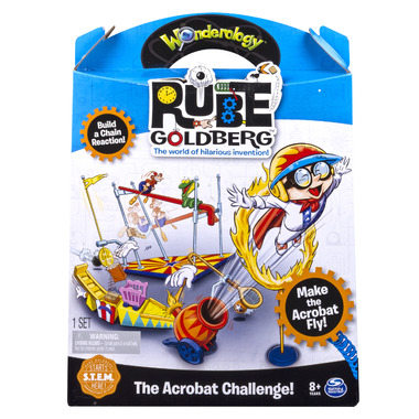 Wonderology Rube Golderg The Acrobat Challenge