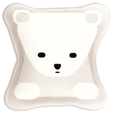 Kikkerland Hot & Cold Pack Polar Bear